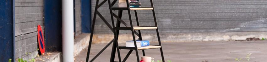 Parmi les étagères et armoires au design industriel de Produit Intérieur Brut…