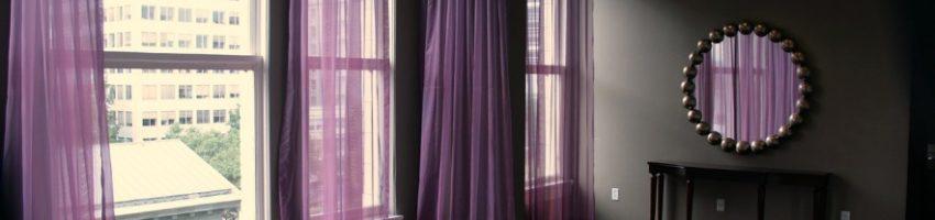 Bien choisir les rideaux de sa chambre