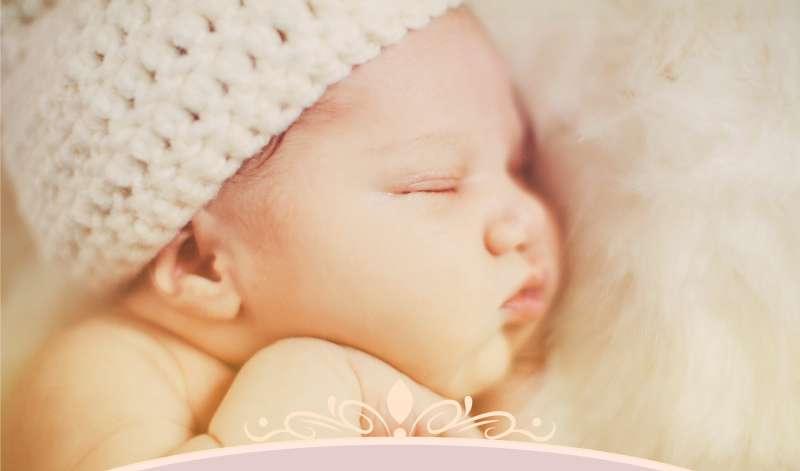 Baptême d'un bébé