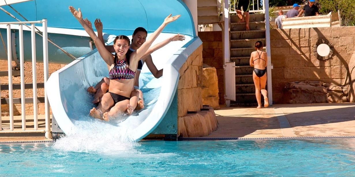 Le parc aquatique d'Elne du Florida ouvre dès avril