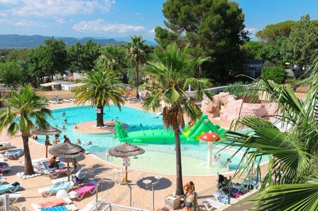 Camping à Fréjus avec piscine ? Pourquoi pas au camping du Site de Gorge-Vent ?