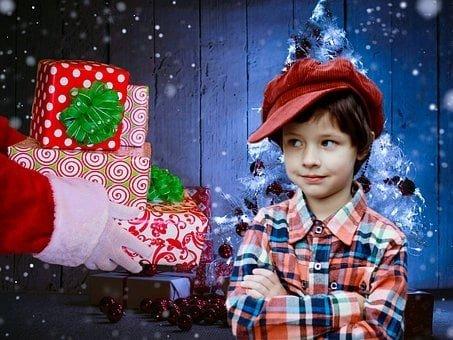 Cadeau d'enfant : que peut-on offrir?